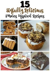 15 Cyn-fully Delicious S'mores Inspired Recipes