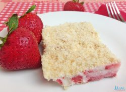 Strawberry Crunch Bars Recipe