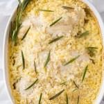 Mom's Chicken and Rice Casserole Recipe