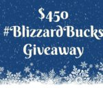 Blizzard Bucks Holiday Cash Giveaway