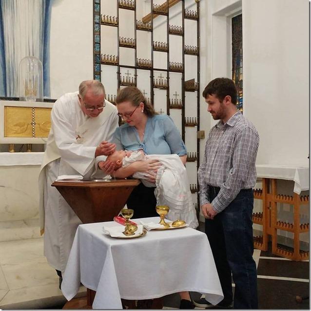 walter's baptism