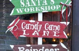 Fun and Festive Holiday Porch Decor Ideas
