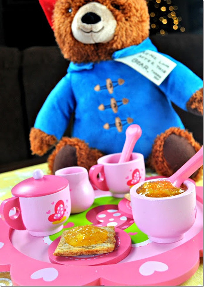 1 - Paddington Two Orange Marmalade