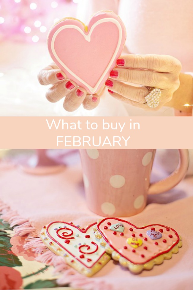 what to buy in February so you save money