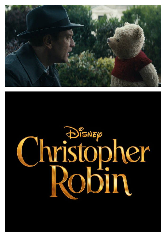 Christopher Robin Live Action Movie Trailer