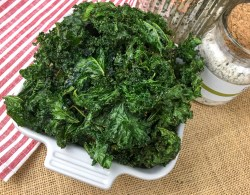 recipe for seasoned kale chips