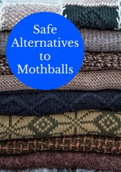 Safe Alternatives to Mothballs