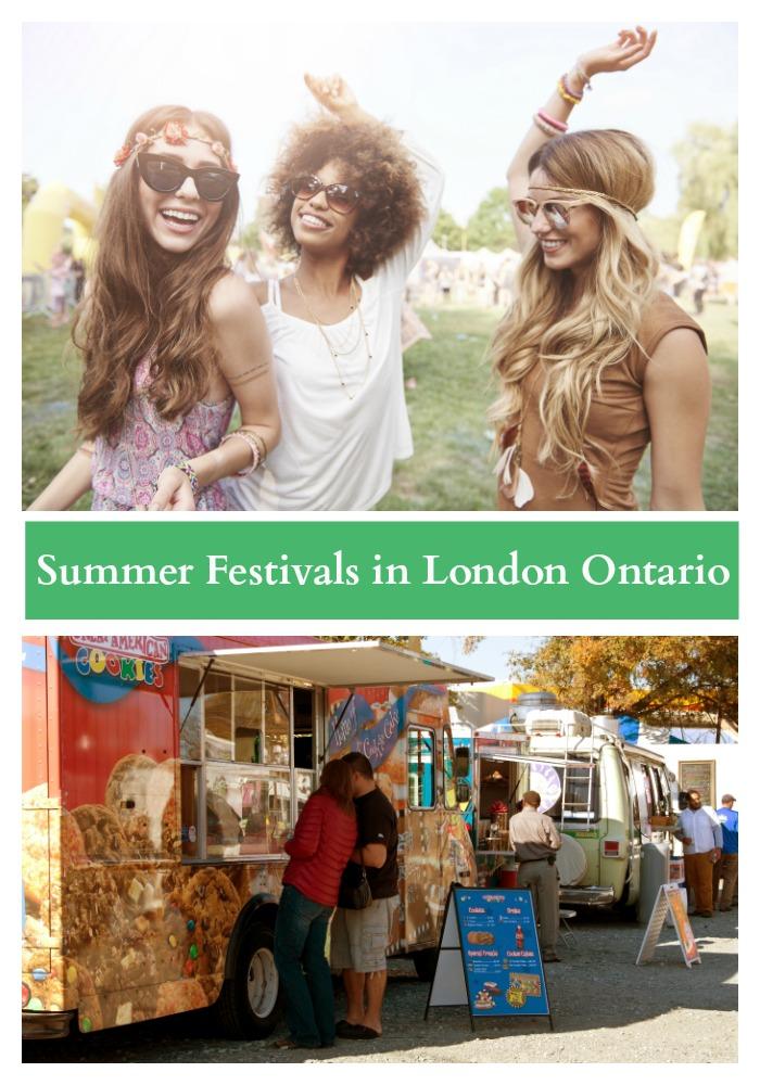 summer festivals in london ontario