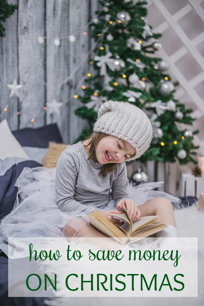 how to save money on Christmas