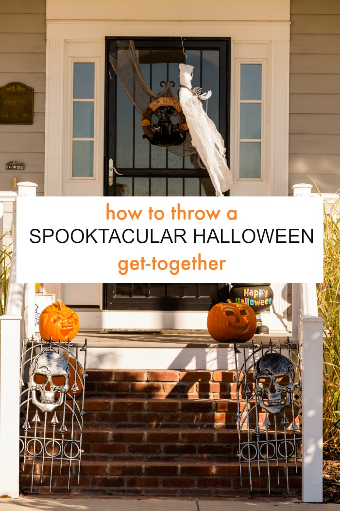 Throw a Spooktacular Halloween Get Together