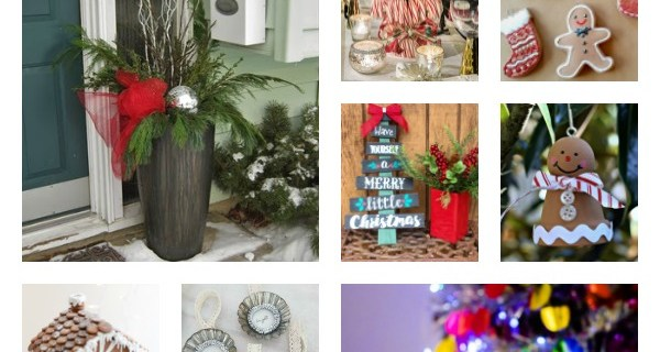 50 Most Popular DIY Christmas Ideas