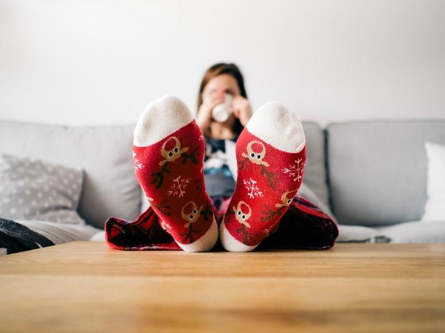 how to savor christmas