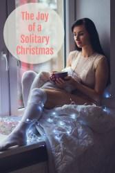 a solitary christmas