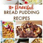 Delicious Bread Pudding Recipes
