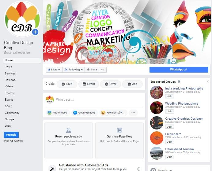 creative design blog