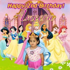 Ameera-2ndBday
