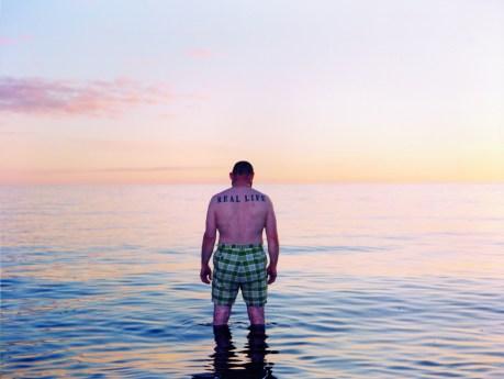 Ross Sinclair Real Life Sea