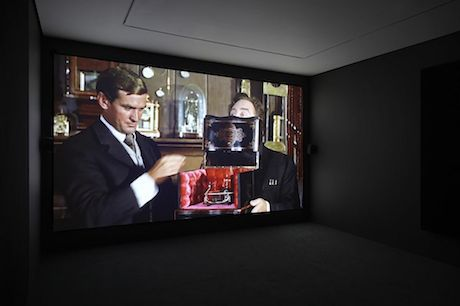 The Time Machine in Alphabetical Order - Thomson & Craighead, The Time Machine in Alphabetical Order, 2010, Courtesy Carroll/Fletcher, London