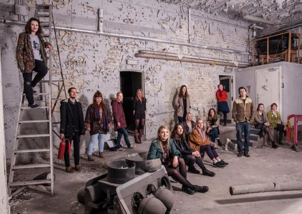 Team Hidden Door – photo by Weronika Bachleda-Baca