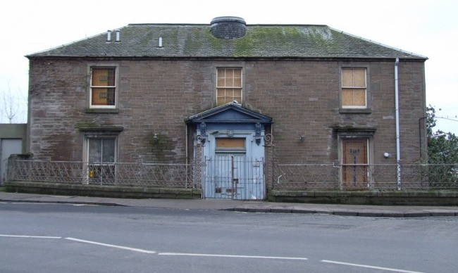 2 Roseangle (better known as Dundee's 'murder house')
