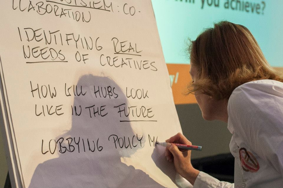 Creative Hubs Forum 2015 Lisboa _ 3