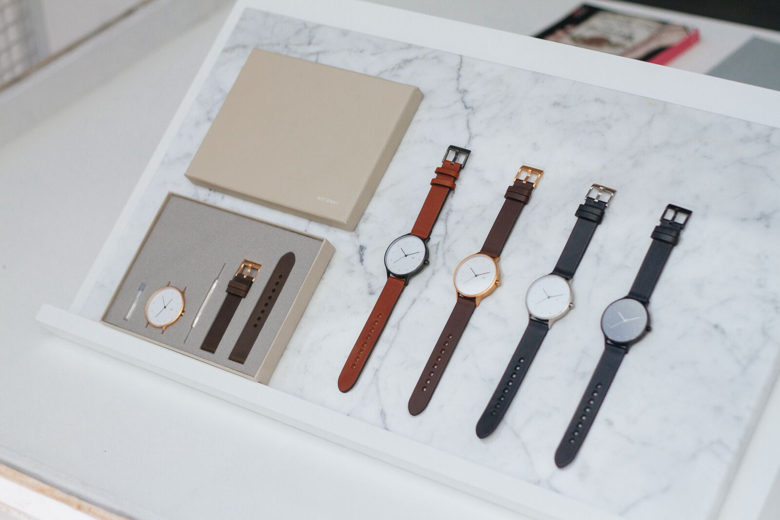 Instrmnt watches