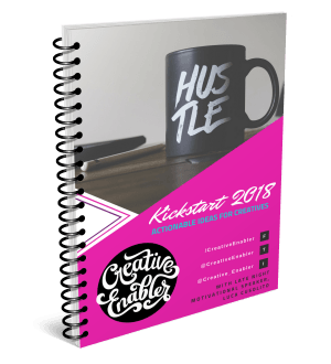 Creative Enabler 2018 Social Media Planner