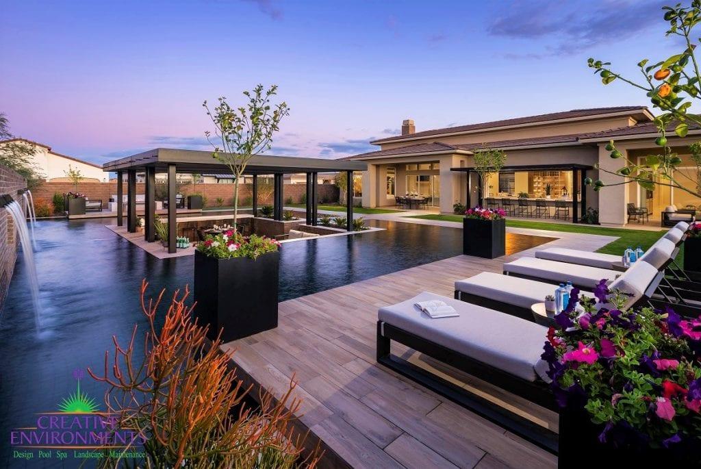 landscape design consult and build in