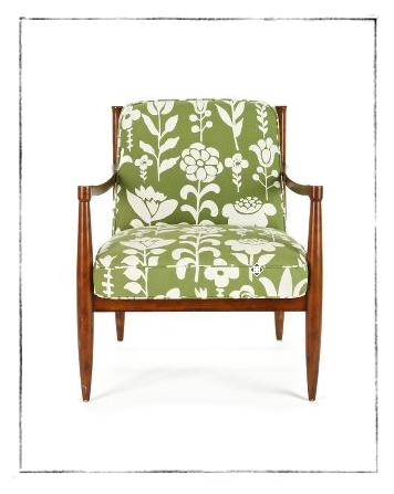 Calandria Chair, Mod Garden from Anthropologie