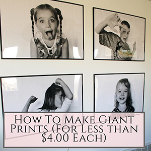 How to make giant engineers prints
