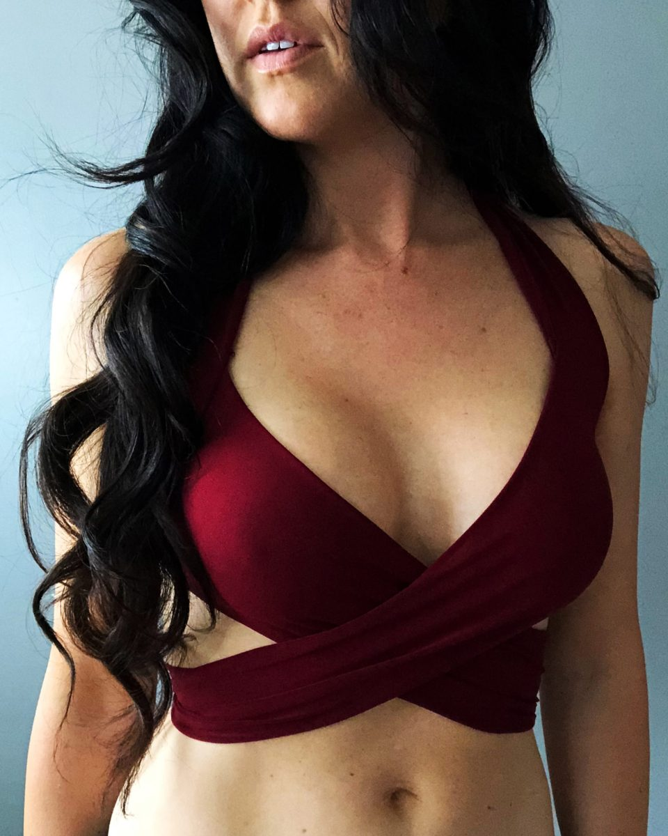 Make This DIY Bandage Bikini Top