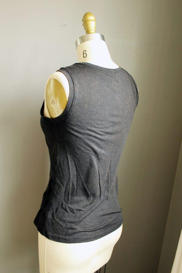 tee shirt refashion before
