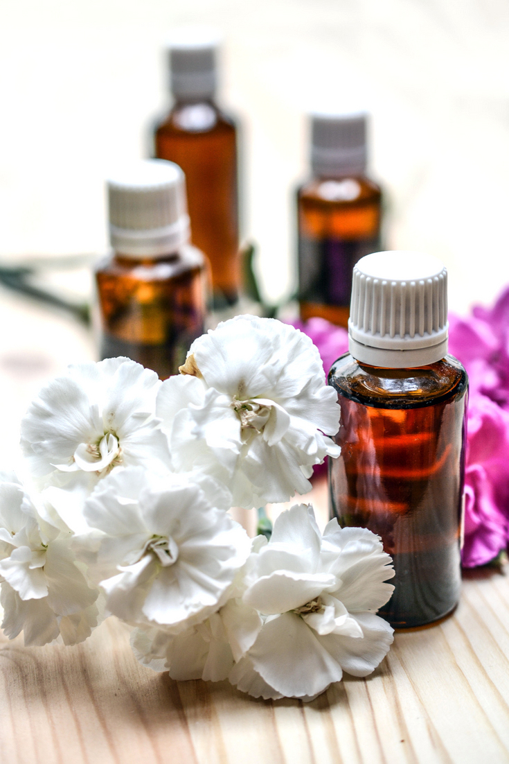 DIY Massage Oil recipes