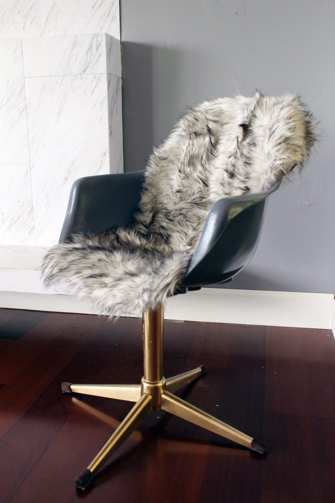 DIY Midcentury Modern Chair Makeover
