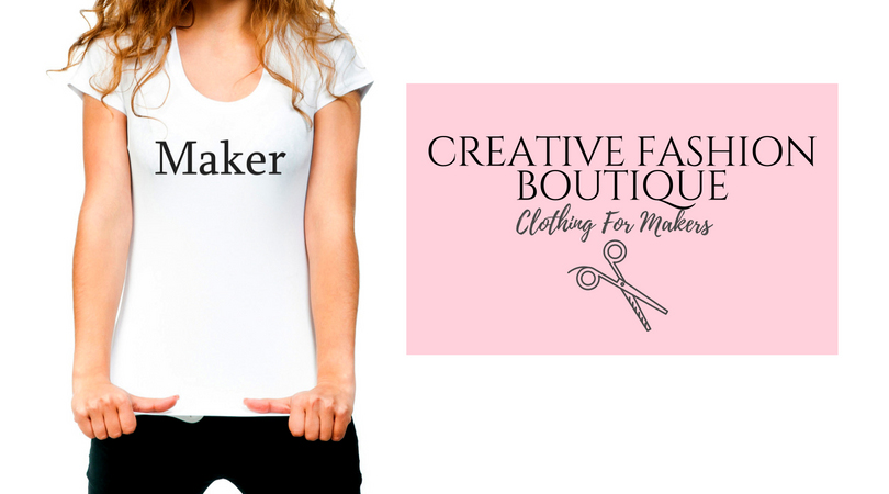 Creative Fashion Boutique Wearable marketing for creative people and crafty business owners