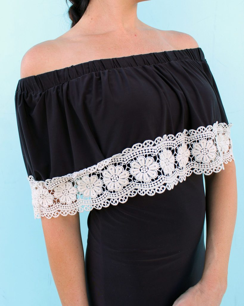 Easy DIY Maxi Dress Tutorial sewing