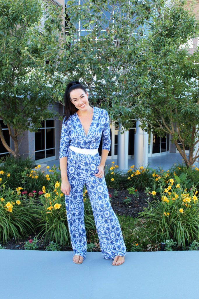 How to make a knit jumpsuit
