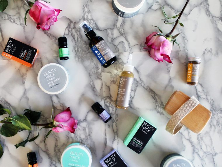 The ultimate guide to make your own natural beauty products from scratch!!