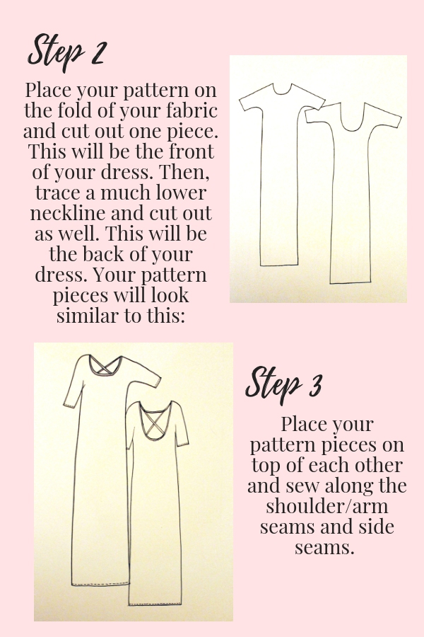 page 2 maxi dress tutorial