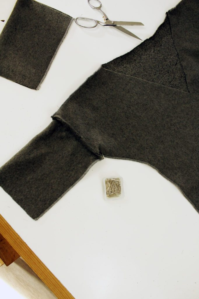 How to make your own DIY sweater easy beginner sewing tutorial..