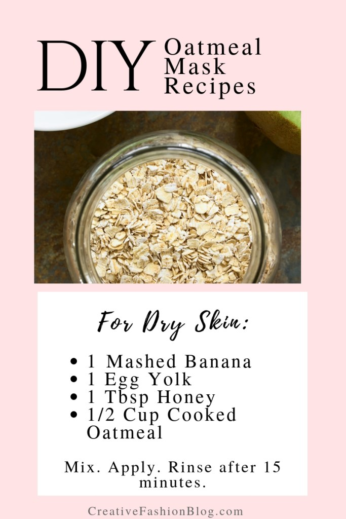 The-Ultimate-Oatmeal-Mask for dry skin