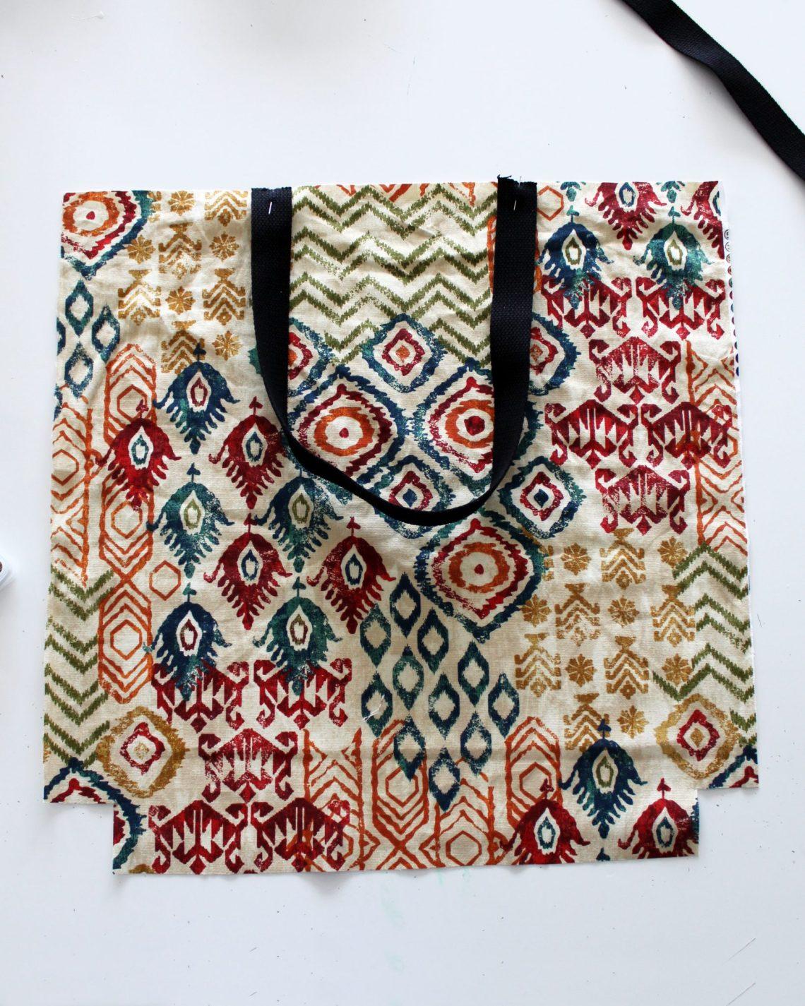 3 easy DIY tote bag patterns...