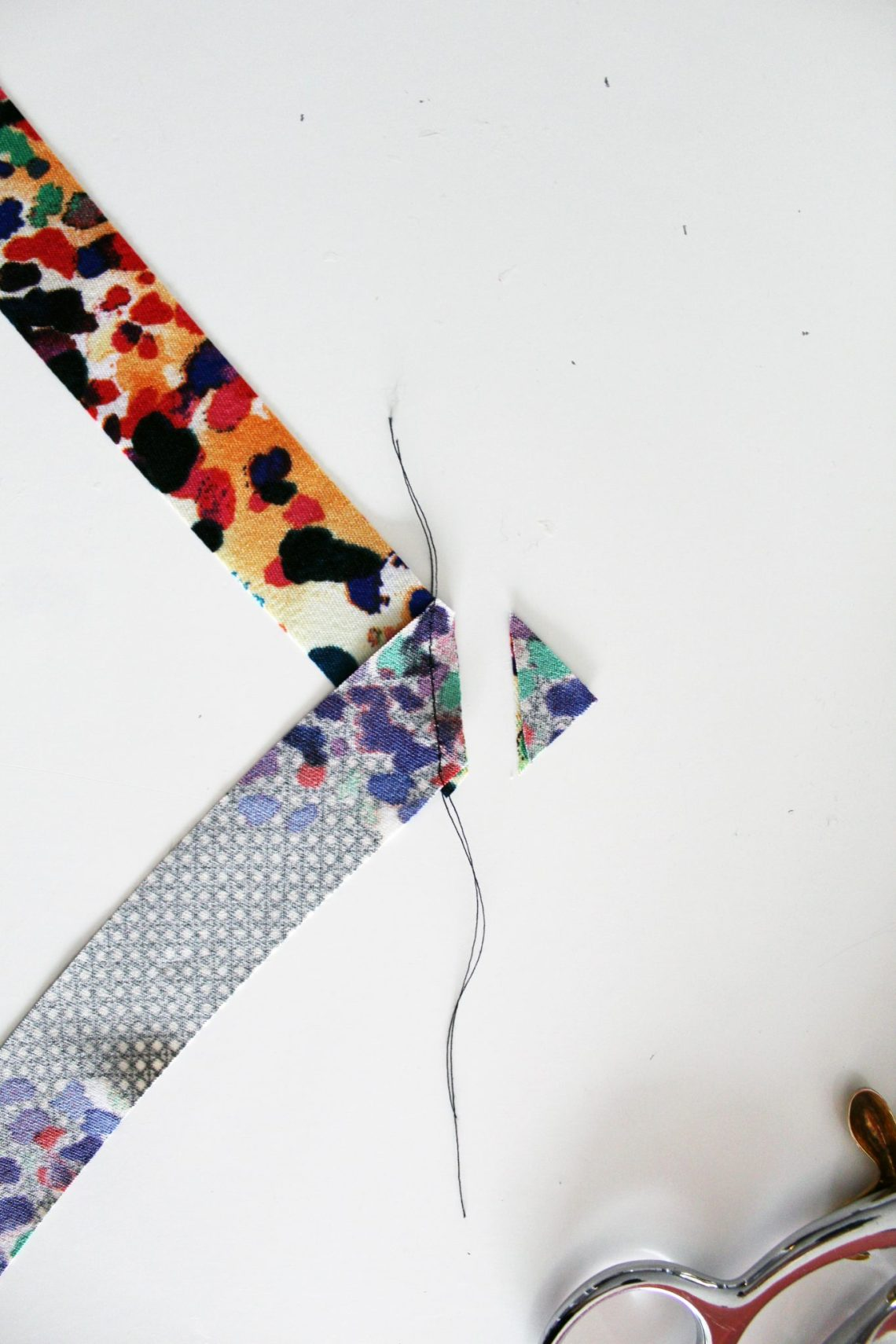 How to make bias tape instructions