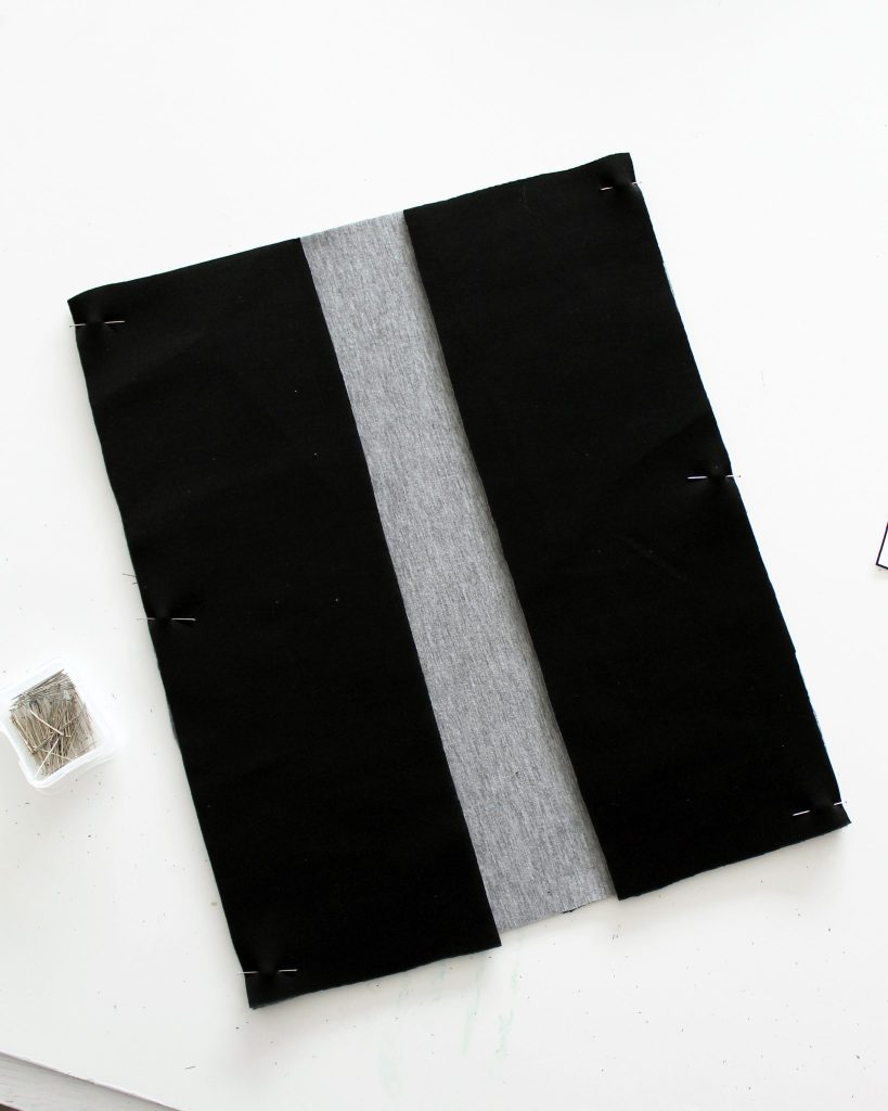 How to sew a minimalist neoprene tote bag from scratch!