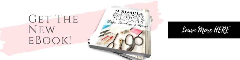 bag sewing patterns ebook