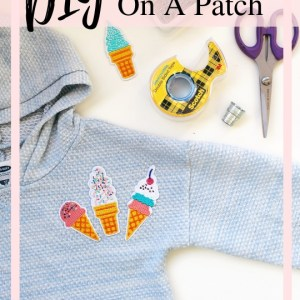 How to sew on a patch 3 easy ways