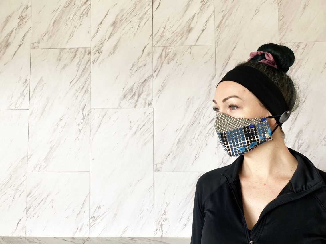 headbands for face masks to not hurt ears
