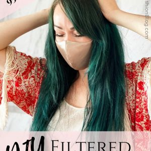 diy dust mask with printable template and pdf pattern