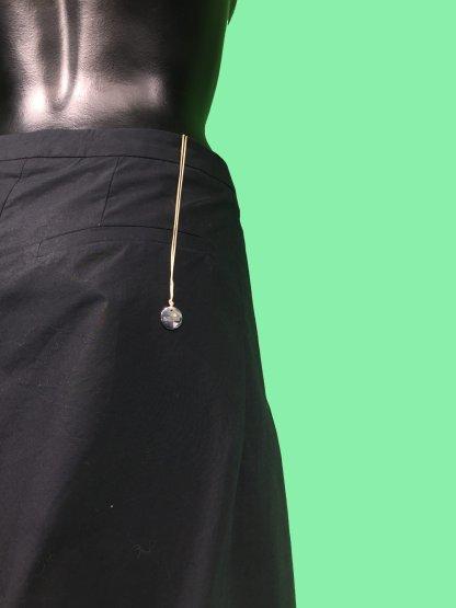 Pantaloni Samurai in cotone