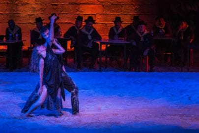 Portuguese choreographer Nelia Pinheiro will present Terra Chã during #DU2016